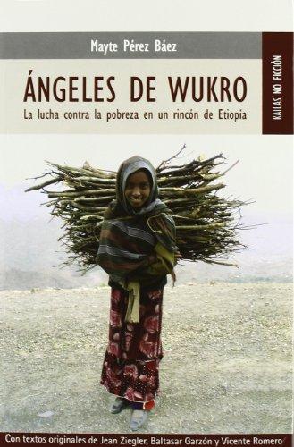 angeles de wukro - libro