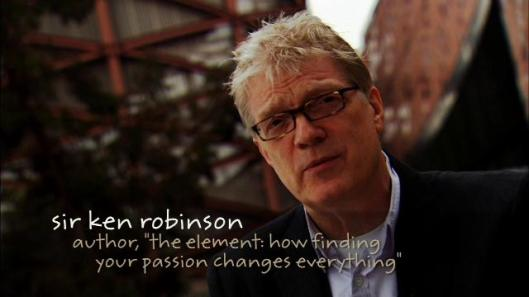 Sir Ken Robinson - El Elemento