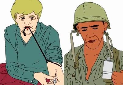 La-Ratonera-Amaral-Merkel-Obama