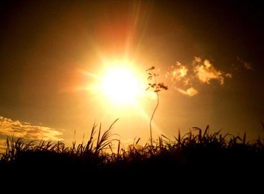 amanece el sol